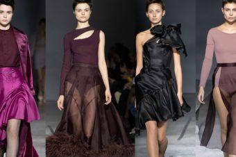 Ukrainian Fashion Week FW19-20: ARUTIUNOVA
