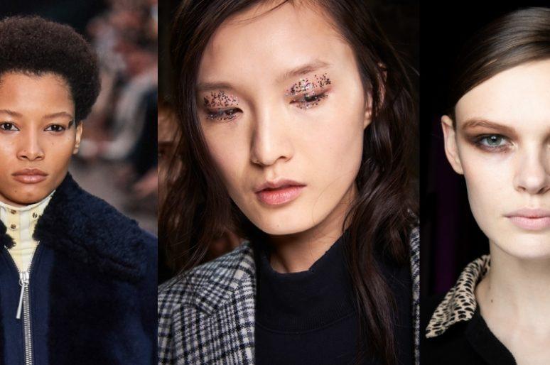 8 идей подиумного макияжа глаз