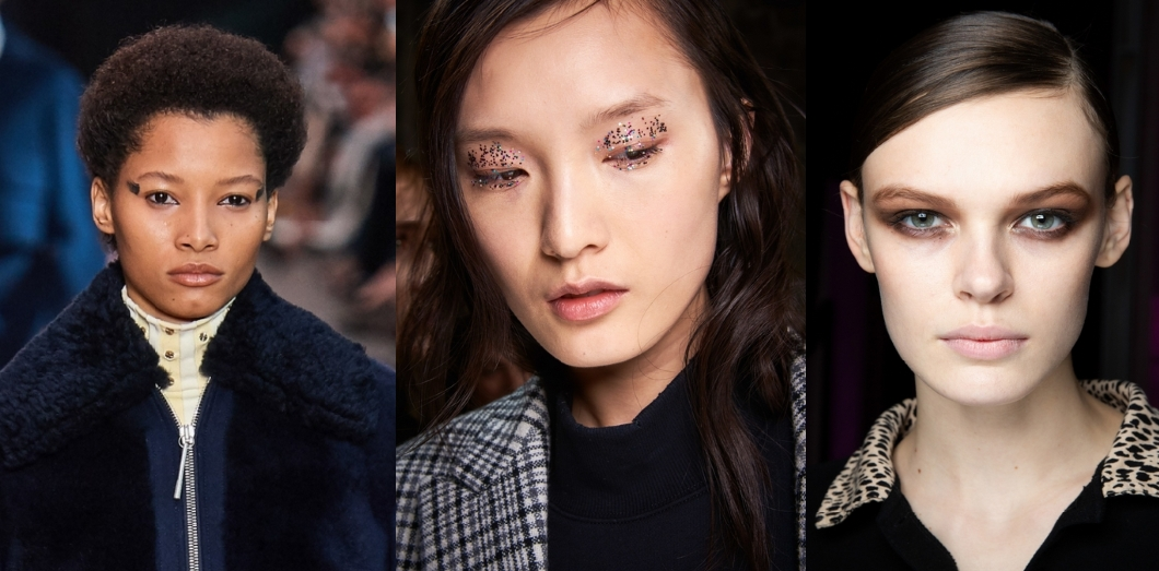 макияж глаза тренды 2019