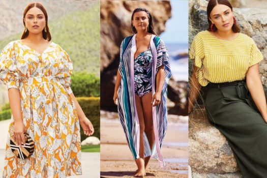 Eloquii lookbook plus size весна 2019