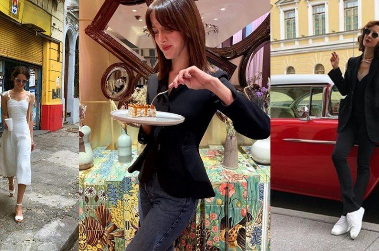 Парижский шик Матильды Шнуровой