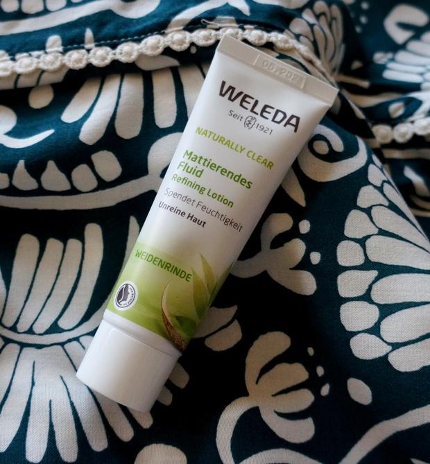 weleda для проблемной кожи