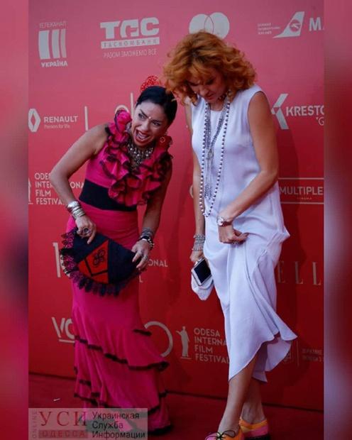 одесский кинофестиваль платья