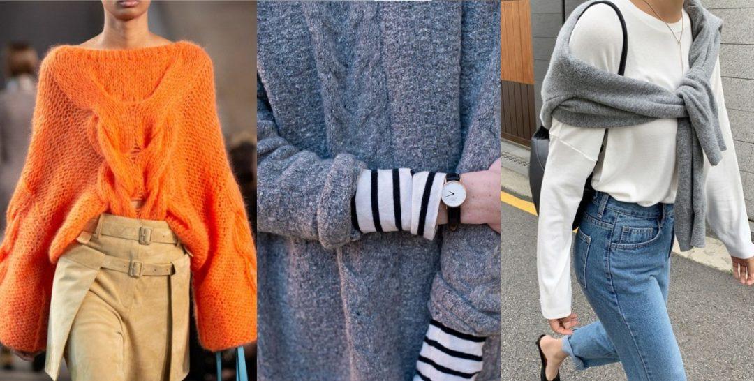 16 способов носить свитер осенью