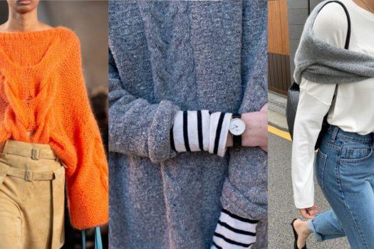 16 способов носить свитер этой осенью