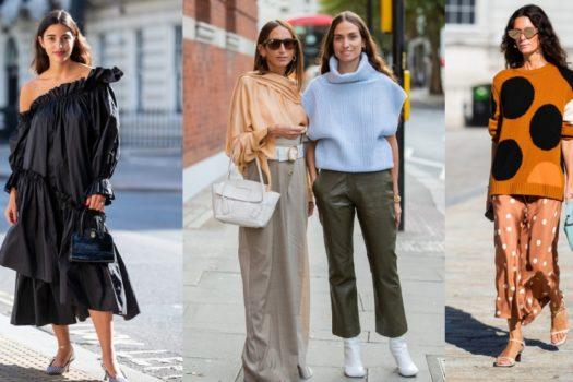 Лучшие образы с Лондонской недели моды