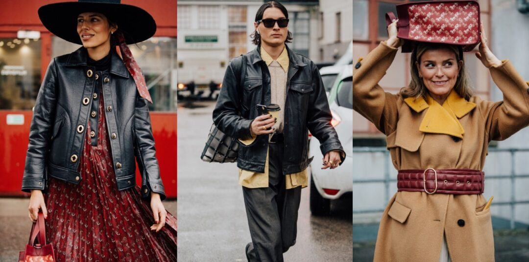 Копенгаген неделя моды стритстайл