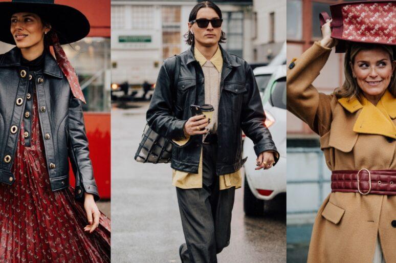 Неделя моды в Копенгагене: стритстайл