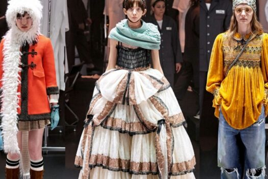 Gucci — по волнам модной истории