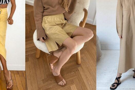 Обувные тренды лето 2020