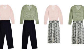 Верхи и низы: наполняем базовый гардероб