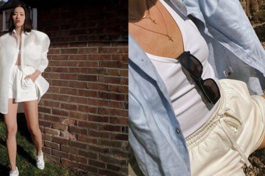 Рубашка на лето: подборка стильных идей