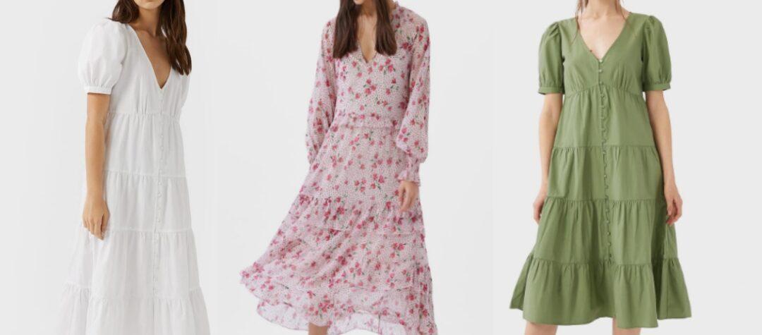 лучшие платья на лето
