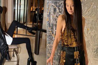 Вера Вонг: секрет ее молодости