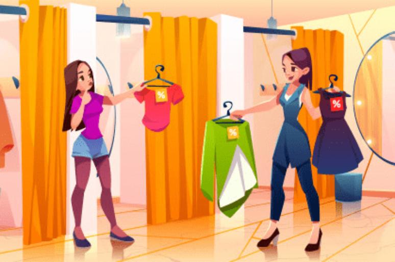 Ошибки во время шопинга