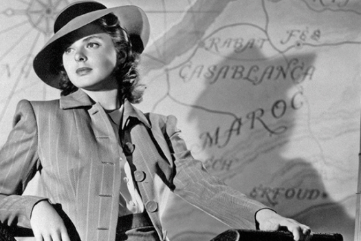 Casablanca — рассматриваем наряды в фильме