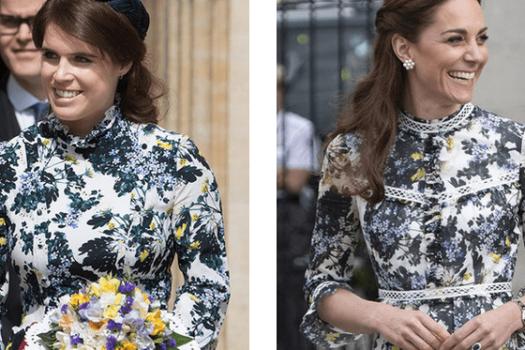 Такие разные платья: сравниваем две модели с цветочным принтом