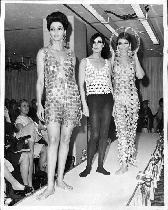 мода массы