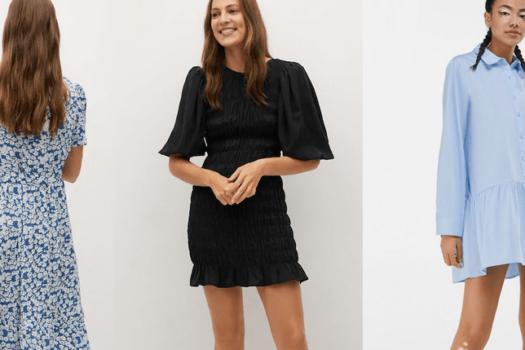 Платья: 6 главных трендов