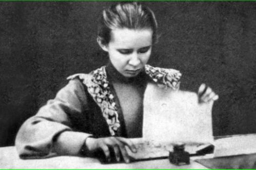 Уроки стиля от Леси Украинки