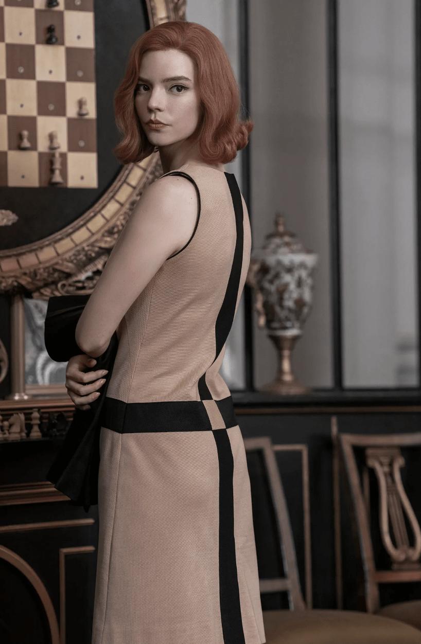 ход королевы стиль