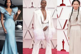 Оскар 2021 – обсуждаем наряды звезд