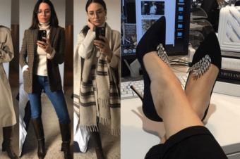 Габриэль Хэкворти: стиль и туфли