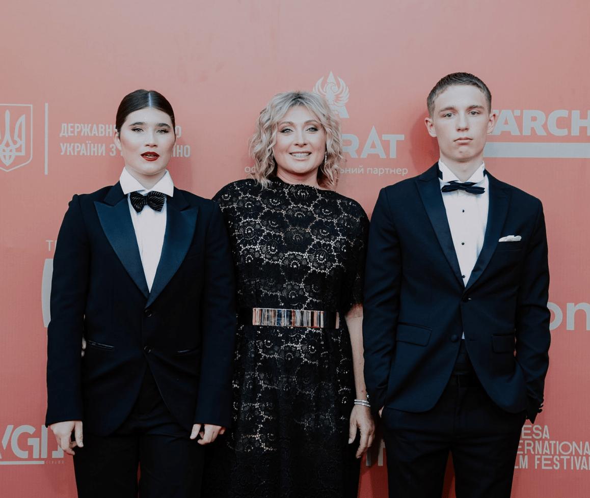 одесский кинофестиваль виктория тигипко